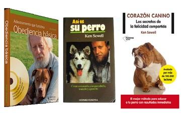 Libros de comportamiento canino